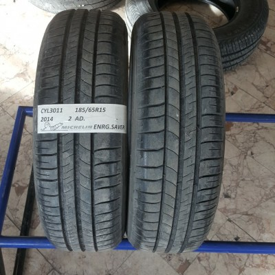 185 65 R 15 MICHELIN ENERGY SAVER 88T * 2014 * 2 ADET * CYL3011 **