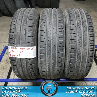 185 65 R 15 DUNLOP SP TOURING R1 92T * 2017 * 3 ADET * CYL3197