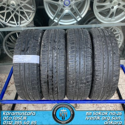 185 65 R 15 CONTINENTAL CEC3 88T * 2009 * 4 ADET * CYL3233