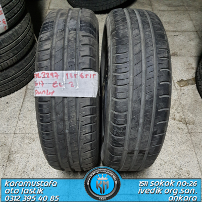 185 65 R 15 DUNLOP SP TOURING R1 92T * 2017 *  2 ADET * CYL3297