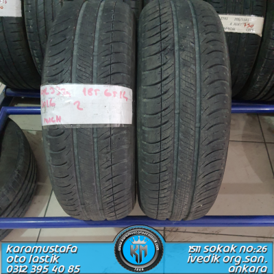 185 65 R 14 MICHELIN ENERGY SAVER 86T * 2016 * 2 ADET * CYL3324