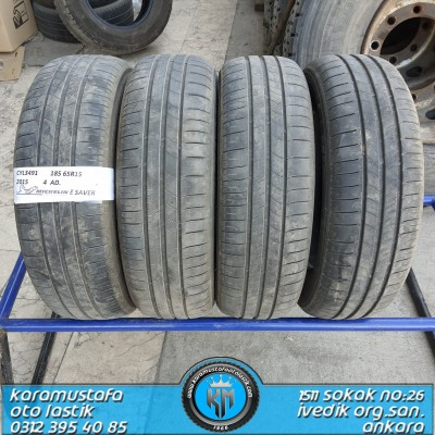 185 65 R 15 MICHELIN ENERGY SAVER 88T * 2015 * 4 ADET * CYL3491