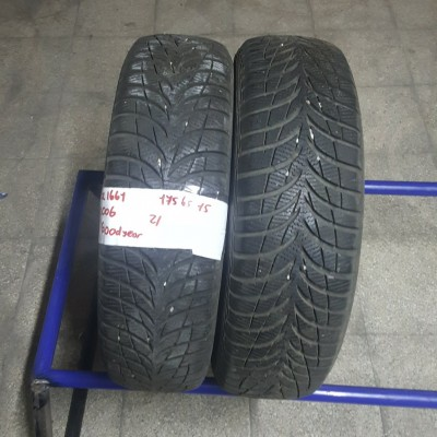 175 65 R 15 GOODYEAR ULTRA GRIP7 88T * 2006 * 2 ADET * CKL1661