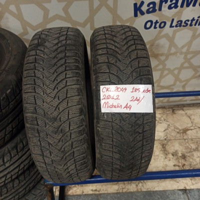 185 60 R 15 MICHELIN ALPIN4 88T * 2012 * 2 ADET * CKL2049
