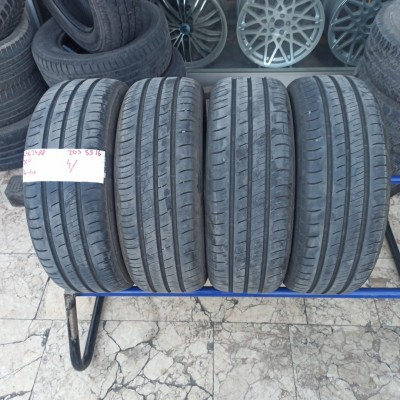 205 55 R 16  KUMHO ECOWING 91H * 2017 * 4 ADET * CYL2488 **