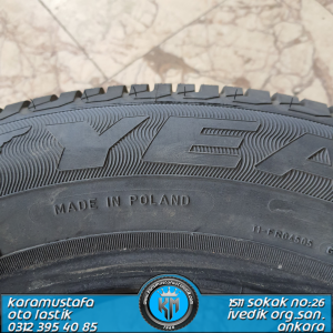 185 65 R 15 GOODYEAR GT3 88T * 2008 FT-